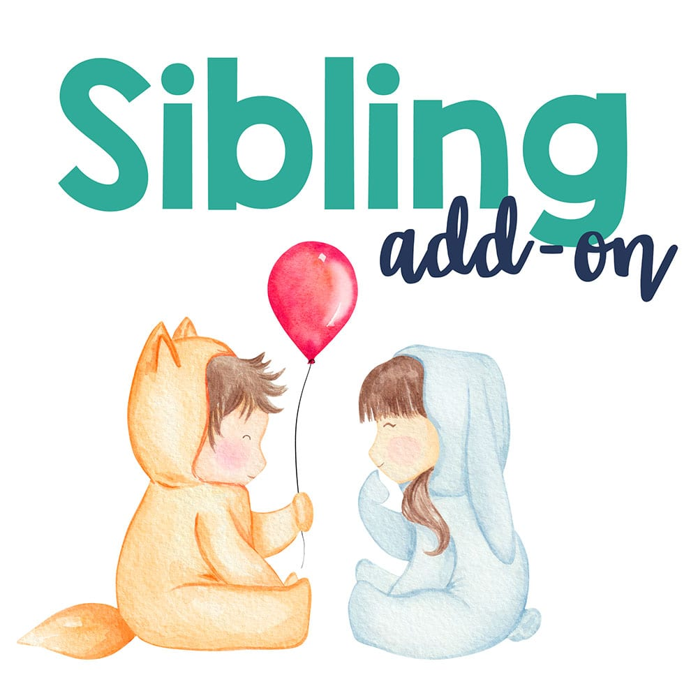 Sibling Add-On For 1-month Subscription $5.99/mo
