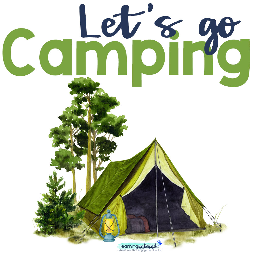 Let's Go Backyard Camping!